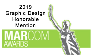 MARCOMM DESIGN AWARD - 2019 HONORABLE MENTION